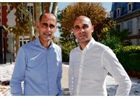 Abdou et Jaafar Sbihi dans Gens du Sud