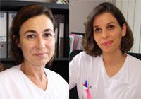 Portraits du mois -  Infirmières d'annonce