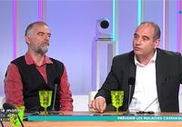 Sur France 3 dans l'émission 9h50 le matin, le gilet connecté qui sauve des vies