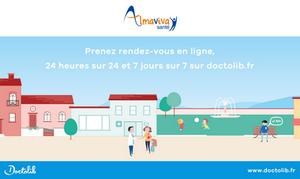 Le Groupe Almaviva Santé s'associe à Doctolib afin de faciliter l'accès aux soins de ses patients