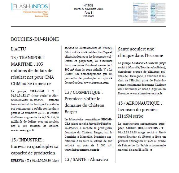 Almaviva Santé acquiert une clinique dans l'Essonne
