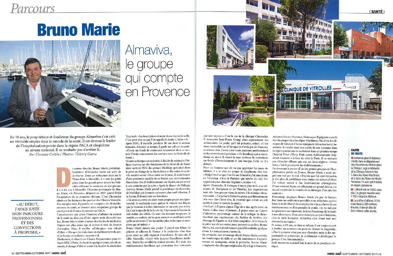 Almaviva, le groupe qui compte en Provence