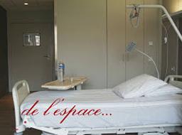 Présentation des chambres prestiges à la Clinique Arago