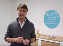 Inauguration des locaux de l'ICOP à la clinique Axium