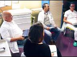 Visite de la Clinique Jean Giono